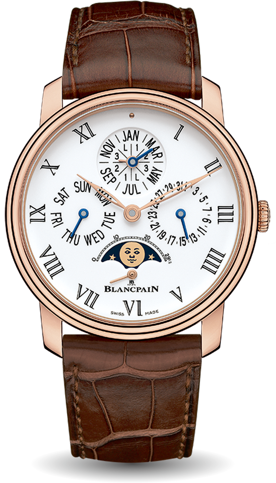 The Villeret collection