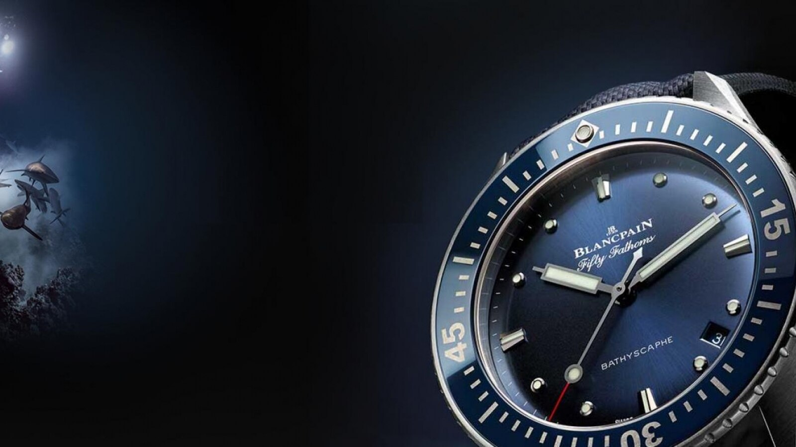 The Fifty Fathoms Collection Blancpain