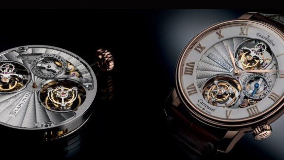 Tourbillon Carrousel Blancpain
