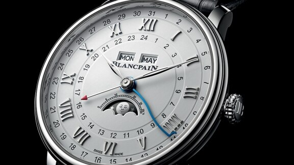 Blancpain Complete calendar GMT