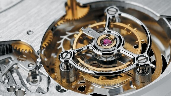 Blancpain Carrousel - Complication