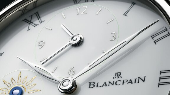 Blancpain - half time zone - complication