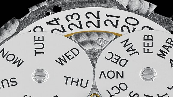 Blancpain - Annual Calendar - complication