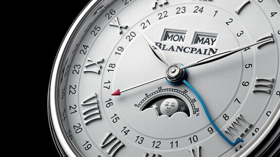 GMT - Complication Blancpain
