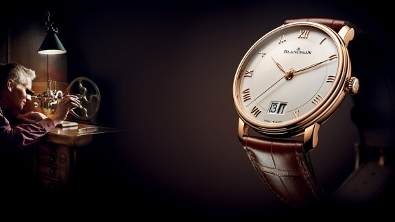 Villeret collection Blancpain