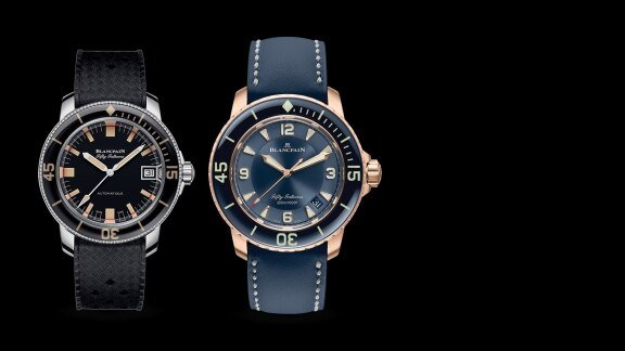 Collection Fifty Fathoms - Blancpain