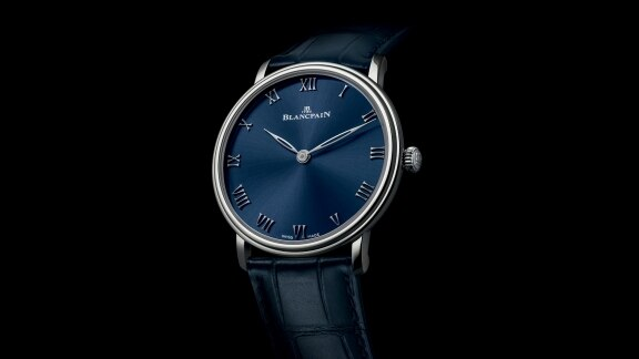 Blancpain Villeret Ultraplate in platinum exclusive model