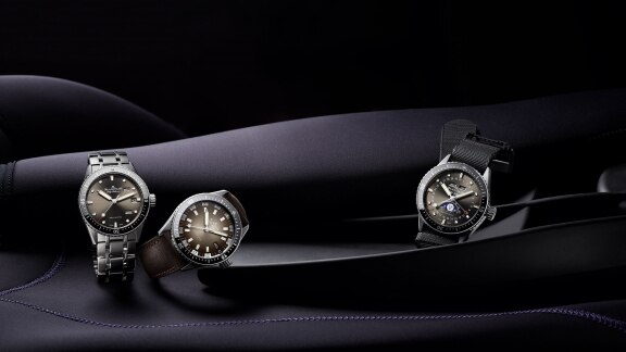 Blancpain Fifty Fathoms - Trio Batyscaphe