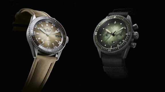 Blancpain Bathyscaphe novelties 2020