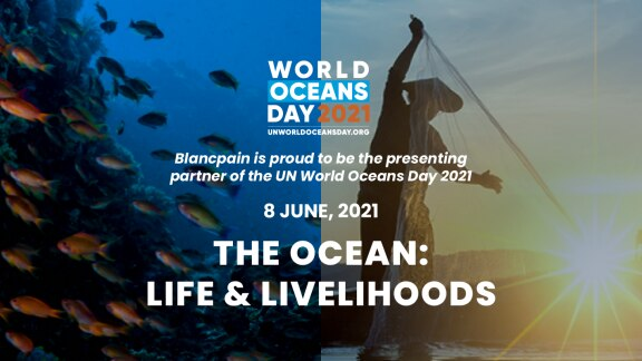 World Ocean Day and Blancpain