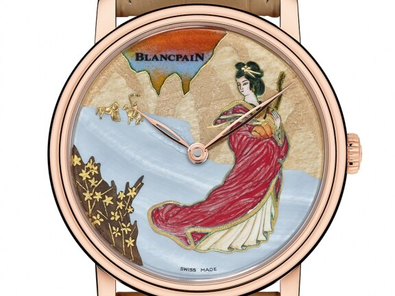 Great Beauties Wang Zhaojun Blancpain