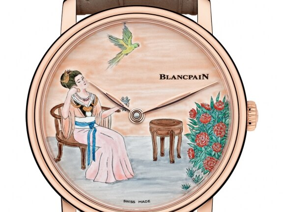 Great Beauties Yang Guifei Blancpain