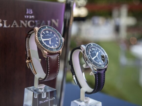 South Africe event Blancpain - Fifty Fathoms