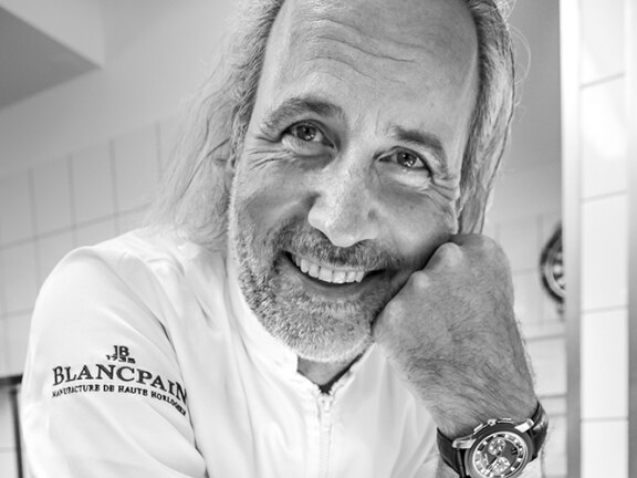Blancpain and the Gourmet Festival of Sylt