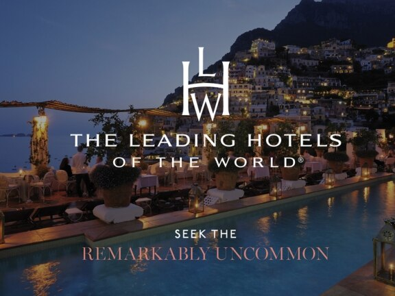 The leading Hotels of the world Partenaire Blancpain