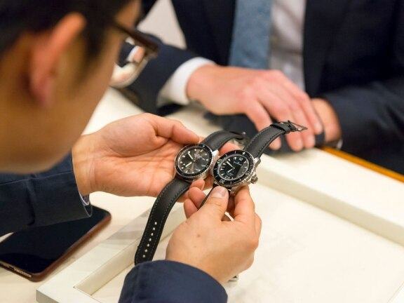 Fratello Watches event Blancpain