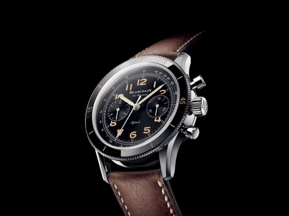 Blancpain Air Command: rebirth of a legend