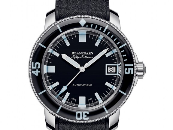 Only Watch Barakuda Blancpain front