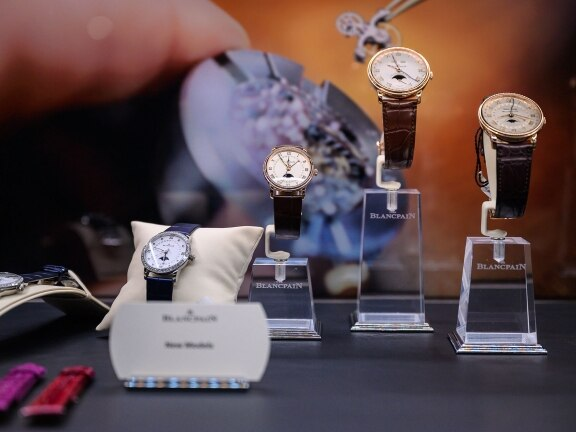 Blancpain celebrates Haute Horlogerie and Art de Vivre in Australia Villeret Collection