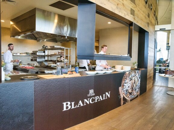 Blancpain celebrates Haute Horlogerie and Art de Vivre in Australia