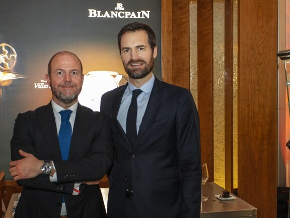 Partenariat Blancpain & Guide Michelin Young chef Award and Blancpain