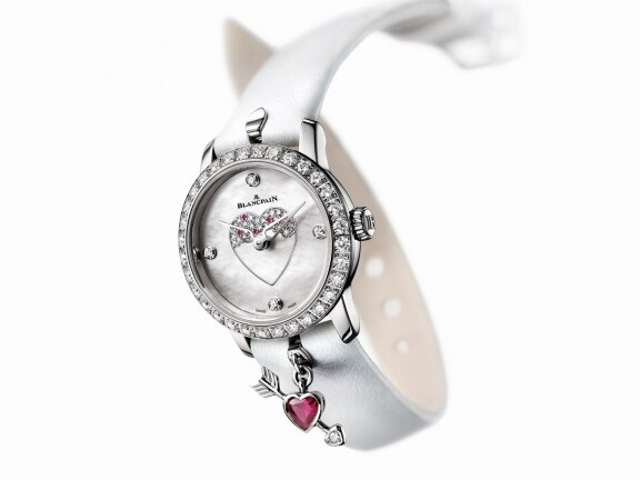 Blancpain Saint Valentine's Day 2016 A loveable ladybird