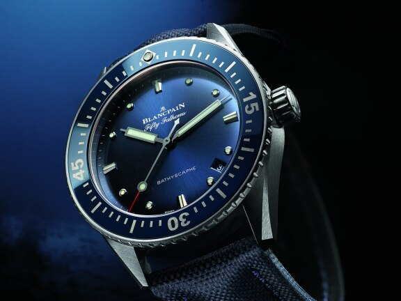 Bathyscaphe welcomes a new addition to the family