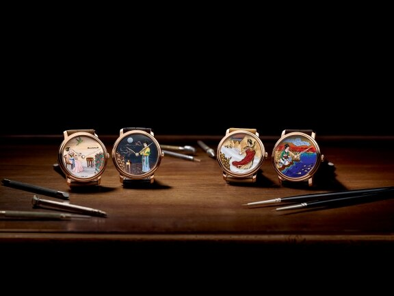 Métiers d'Art by Blancpain: Honoring the great beauties of ancient China