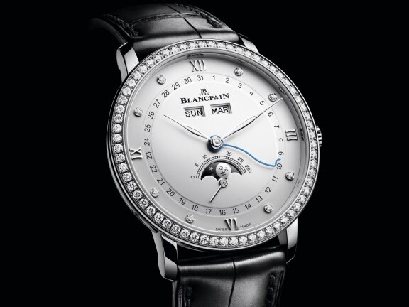 Blancpain unveils a new interpretation of the Quantième Complet