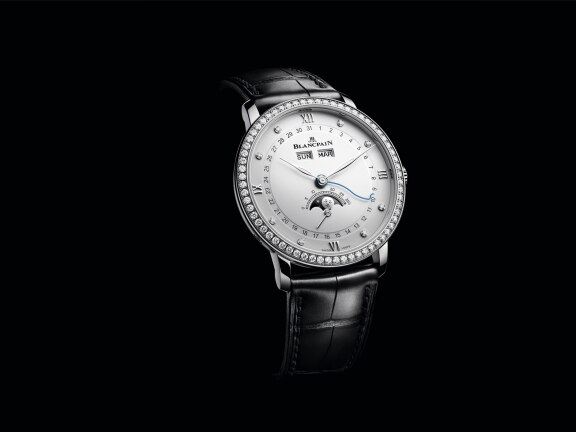 Blancpain collection Villeret - 2020 novelties