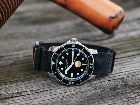 Blancpain Fifty Fathoms MIL-SPEC - Limited Edition for Hodinkee