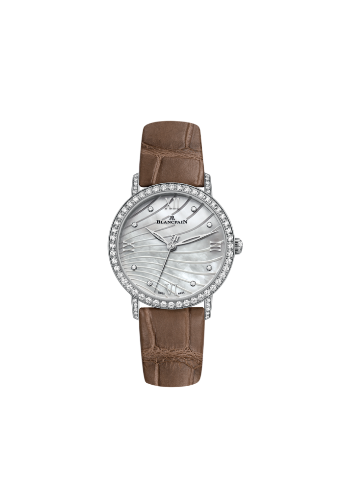 Montre Women Blancpain 6104 4654 55