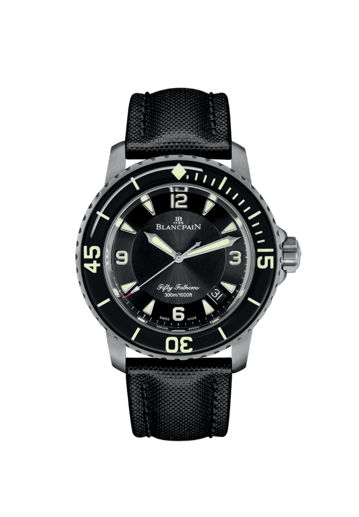 Blancpain 5015 12B30 52 Fifty Fathoms