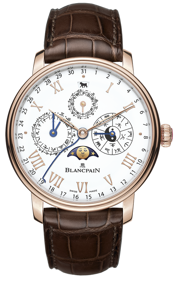 Blancpain Villeret Chinese New Year Ox