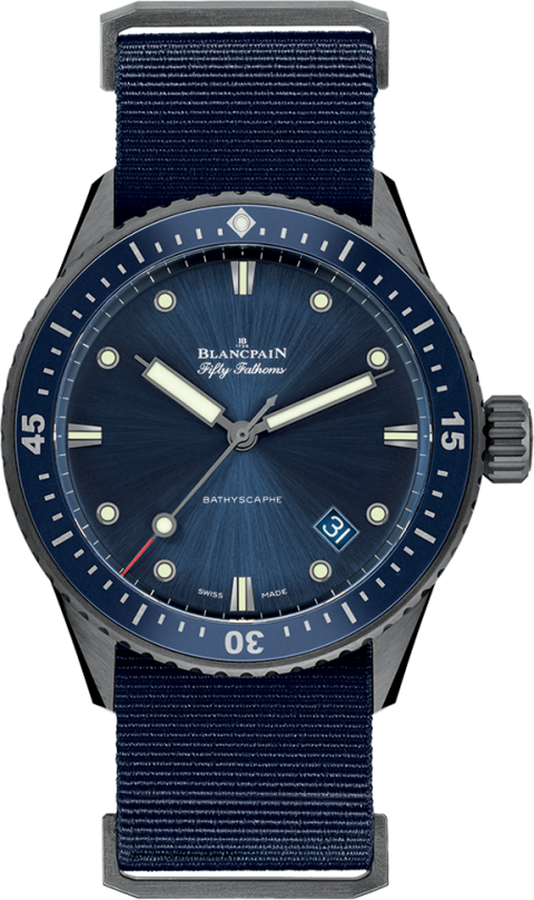Blancpain Fifty Fathoms 5000 0130 NATO