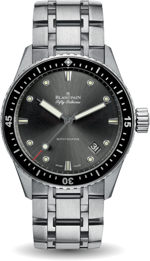 Blancpain 5000 1110 70 Fifty Fathoms