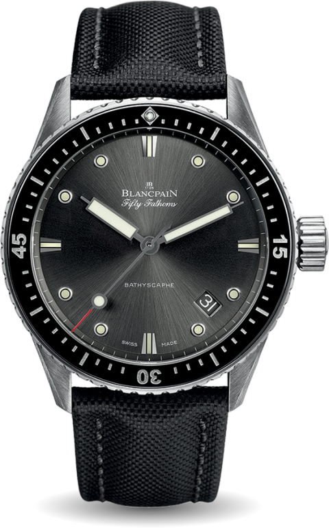 Blancpain 5000 1110 52 Fifty Fathoms