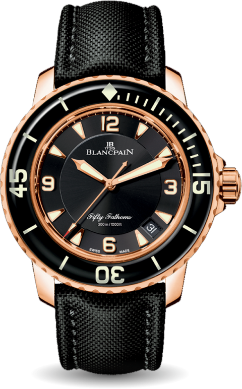 Blancpain 5015 3630 52 Fifty Fathoms
