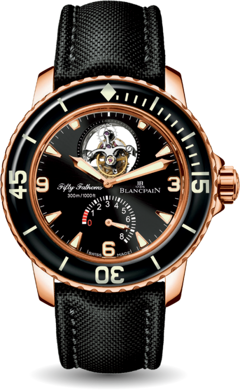 Blancpain 5025 3630 52 Fifty Fathoms