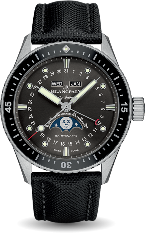 Blancpain 5052 1110 52 Fifty Fathoms