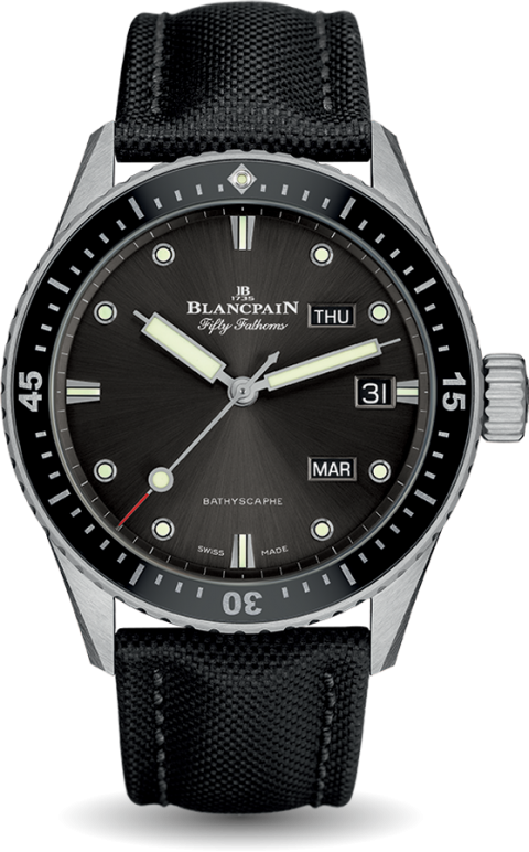 Blancpain 5071 1110 52 Fifty Fathoms
