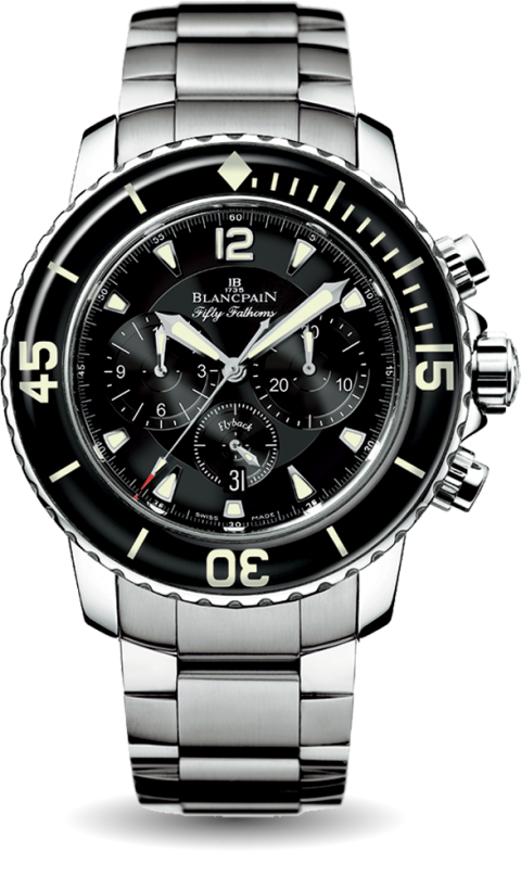 Blancpain 5085F 1103 71 Fifty Fathoms