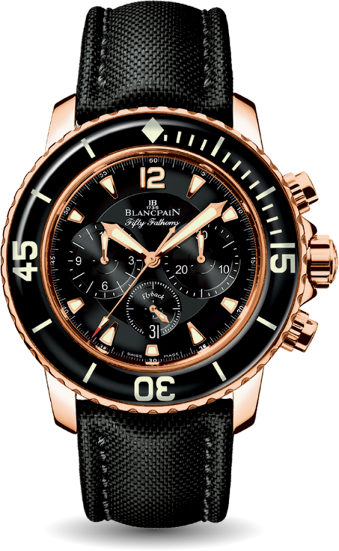 Blancpain 5085F 3630 52 Fifty Fathoms
