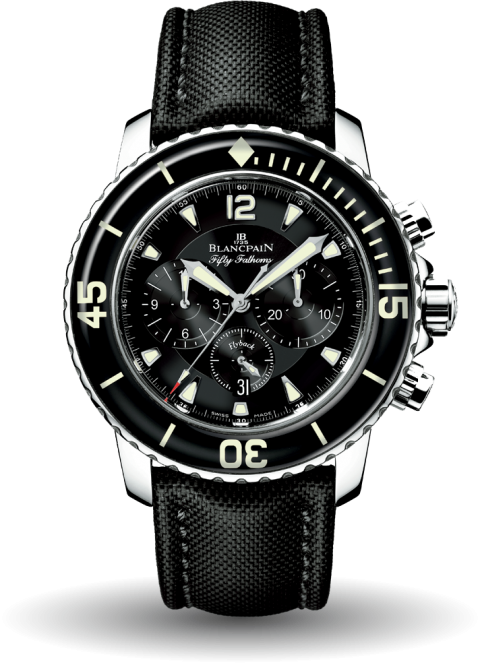 Blancpain 5085F 1103 52 Fifty Fathoms