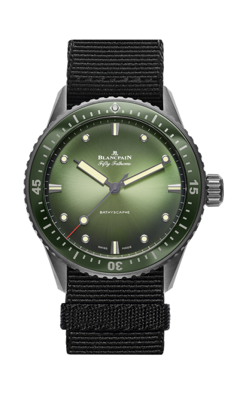 Bathyscaphe Limited Edition Mokarran - 5005-0153-NABA