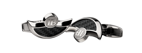 Oscillating Weight Cufflinks